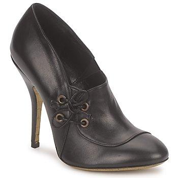 kengät Naiset Korkokengät Gaspard Yurkievich C1-VAR1 Black