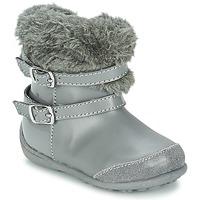 kengät Tytöt Saappaat Chicco GELDA Grey