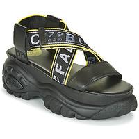 kengät Naiset Sandaalit ja avokkaat Buffalo 1501024 Musta