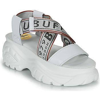 kengät Naiset Sandaalit ja avokkaat Buffalo 1501025 White