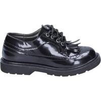 kengät Tytöt Derby-kengät Enrico Coveri BR252 Musta