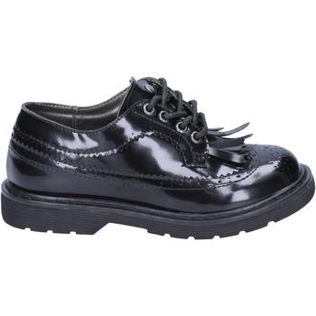 kengät Tytöt Derby-kengät Enrico Coveri Klassikko BR252 Musta