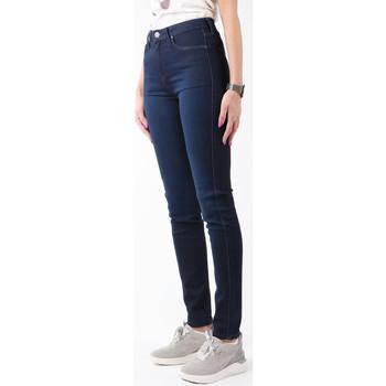 vaatteet Naiset Skinny-farkut Lee Scarlett High L626AYNA navy