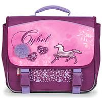 laukut Tytöt Koululaukut Rentrée des classes CYBEL CARTABLE 38 CM Pink