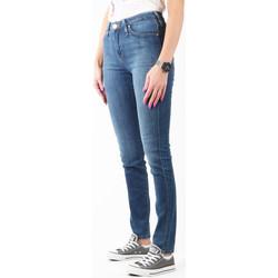 vaatteet Naiset Skinny-farkut Lee Scarlett High L626SVMK navy