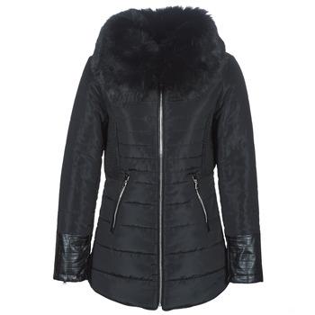 vaatteet Naiset Toppatakki Betty London LACAMAS Black