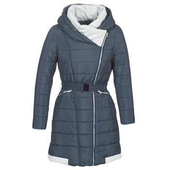 vaatteet Naiset Toppatakki Casual Attitude LOLAPO Blue / Laivastonsininen