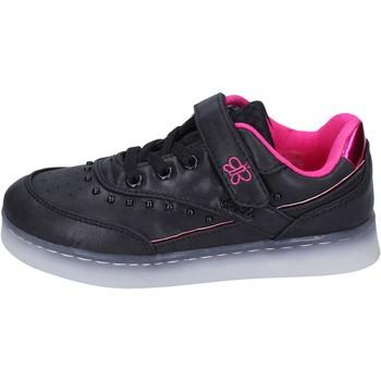 kengät Tytöt Matalavartiset tennarit Lulu BR354 Musta