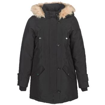 vaatteet Naiset Parkatakki Vero Moda VMEXCURSION EXPEDITION Black