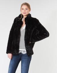 vaatteet Naiset Paksu takki Vero Moda VMMINK Black