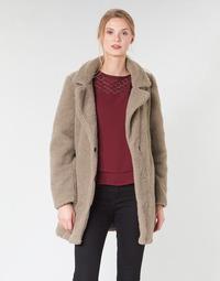 vaatteet Naiset Paksu takki Vero Moda VMZAPPA Beige