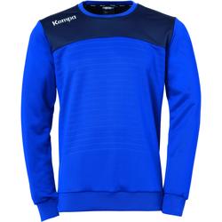 vaatteet Svetari Kempa Sweatshirt  Emotion 2.0 bleu/jaune