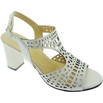 kengät Naiset Sandaalit ja avokkaat Soffice Sogno SOSO8130bi bianco