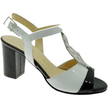 kengät Naiset Sandaalit ja avokkaat Soffice Sogno SOSO8133bi bianco