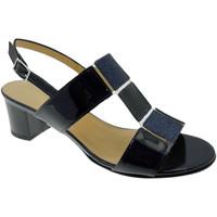 kengät Naiset Sandaalit ja avokkaat Soffice Sogno SOSO9420bl blu