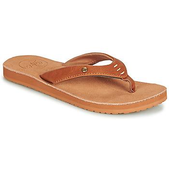 kengät Naiset Varvassandaalit Cool shoe COASTAL Cognac