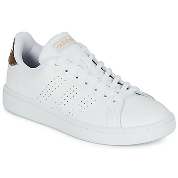 kengät Naiset Matalavartiset tennarit adidas Originals ADVANTAGE BLC W White