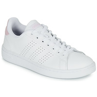 kengät Naiset Matalavartiset tennarit adidas Originals ADVANTAGE W BLC White