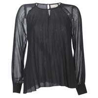 vaatteet Naiset Topit / Puserot Moony Mood LAURA Black