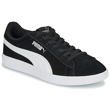 kengät Naiset Matalavartiset tennarit Puma VIKKY Black