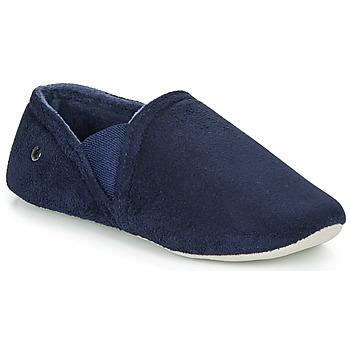 kengät Pojat Tossut Isotoner 99520 Laivastonsininen