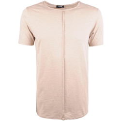 vaatteet Miehet Lyhythihainen t-paita Xagon Man  Beige