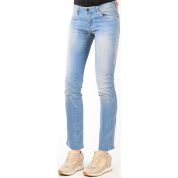 vaatteet Naiset Suorat farkut Wrangler Jeansy  Vintage Dusk 258ZW16M
