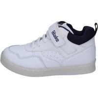 kengät Pojat Korkeavartiset tennarit Blaike sneakers pelle sintetica Bianco