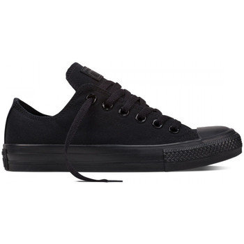 kengät Miehet Matalavartiset tennarit Converse Chuck taylor all star seasonal ox Musta