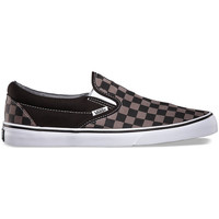 kengät Tennarit Vans Classic slip-on Musta
