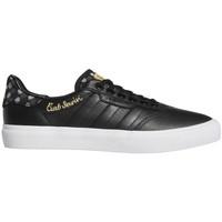 kengät Naiset Skeittikengät adidas Originals 3mc x truth never t Musta