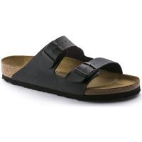 kengät Miehet Sandaalit Birkenstock Arizona bf Musta