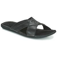 kengät Miehet Sandaalit Kickers SPOCK Black