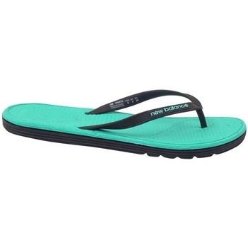 kengät Naiset Rantasandaalit New Balance 6076 Turkoosit,Mustat