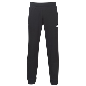vaatteet Miehet Verryttelyhousut adidas Originals TREFOIL PANT Black