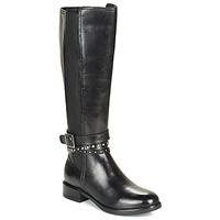 kengät Naiset Saappaat André NUAGE Black