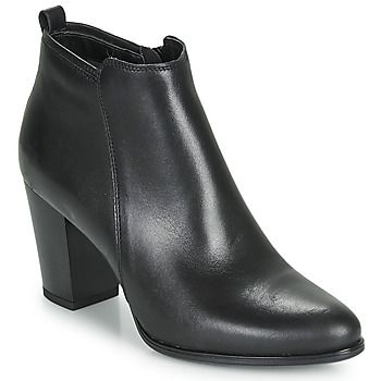 kengät Naiset Bootsit André MAGDA Black