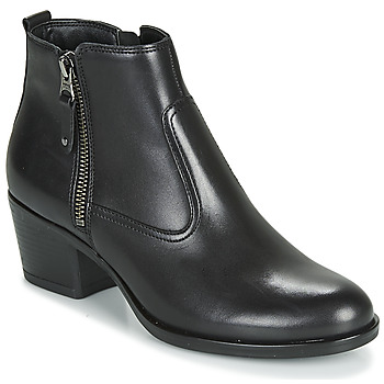 kengät Naiset Bootsit André MADRID Black