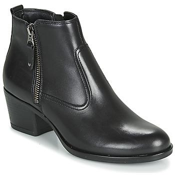 kengät Naiset Nilkkurit André MADRID Black