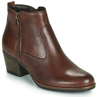 kengät Naiset Bootsit André MADRID Brown