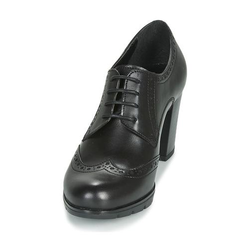 André Maestro Black - Ilmainen Toimitus- Kengät Derby-kengät Naiset 70