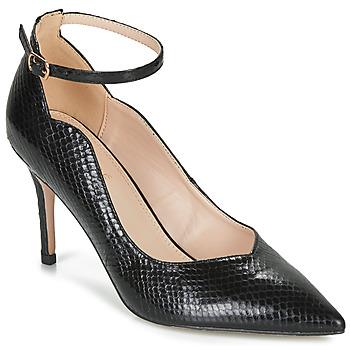 kengät Naiset Korkokengät André LIDOO Black