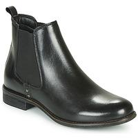 kengät Naiset Bootsit André MAGIC Black