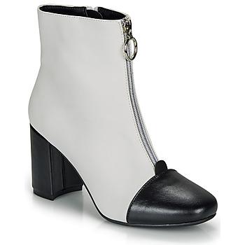 kengät Naiset Nilkkurit André LAOSA White