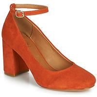 kengät Naiset Korkokengät André LAURIA Orange