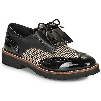 kengät Naiset Derby-kengät André NATTE Black