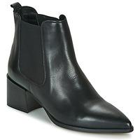 kengät Naiset Bootsit André NINOU Black