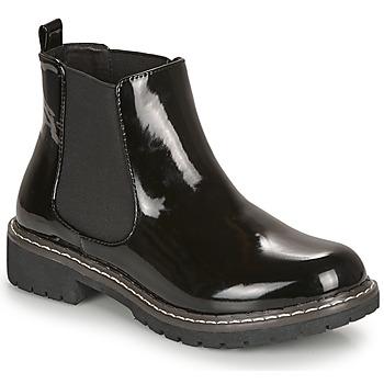kengät Naiset Bootsit André NOVA Black