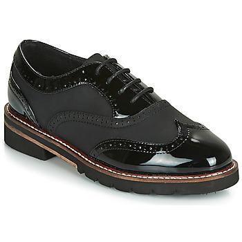 kengät Naiset Derby-kengät André NAHEMA Black