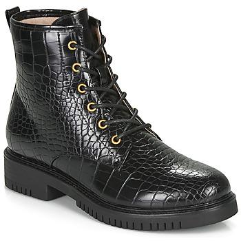 kengät Naiset Bootsit André NAJOUA Black